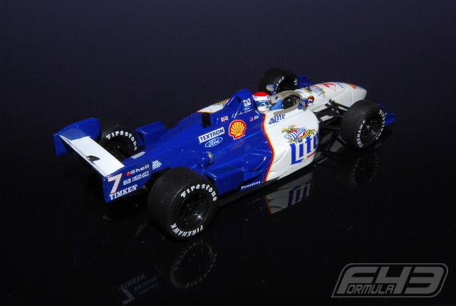 Indycar cart for Bobby rahal mercedes benz