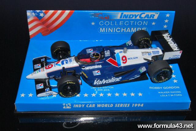 Bobby Rahal Mercedes >> IndyCar - CART